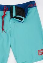 Lizzard - Board Shorts Mid Green