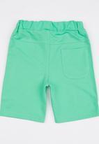 POP CANDY - Boys Shorts Light Green