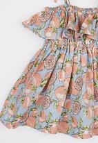 POP CANDY - Girls Printed Top Multi-colour