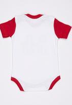 Funky Shop - Im The Lil Elf  Bodysuit White