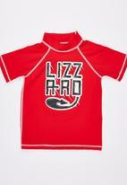Lizzard - Rashvest Red