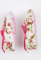 POP CANDY - Flower Pump Mid Pink