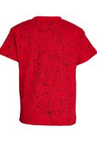 See-Saw - Printed Crew Neck T-shirt Multi-colour