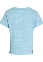 See-Saw - Printed Tee Turquoise