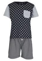 See-Saw - Pyjama Set Black