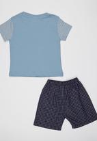 See-Saw - Pyjama Set Blue