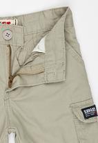 SOVIET - Cargo Shorts Beige