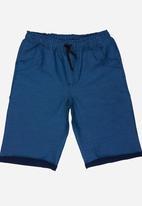 POP CANDY - Boys Denim Short Mid Blue