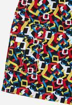 POP CANDY - Boys Board Short Multi-colour
