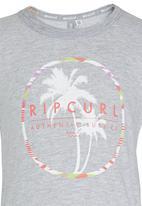 Rip Curl - Mini Mira Beach Tee Grey