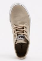 SOVIET - Desert Utah High Top Sneaker Stone/Beige