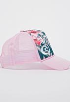 Rip Curl - Teen Ibiza Trucka Cap Mid Pink