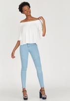 c(inch) - Bardot T-shirt Off White