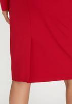 edit - Classic Skirt Red