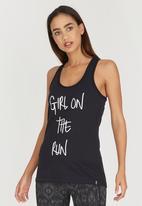 OTG - OTG Girl On The Run Vest Black