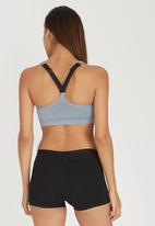 OTG - OTG Womens Core Workout Crop Grey Melange