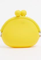 POP CANDY - Girls Duck Purse Yellow