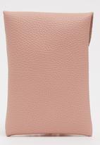 POP CANDY - Girls Tassel Handbag Pale Pink