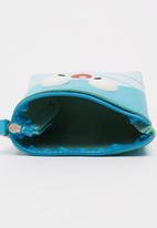 POP CANDY - Girls Printed Purse Blue