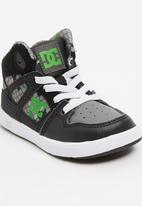 DC - Rebound Se Ul Hi Top Sneaker Black