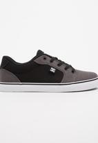 DC - Anvil Tx Se  Sneaker Grey