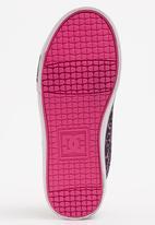 DC - Chelsea Graffik Sneaker Black