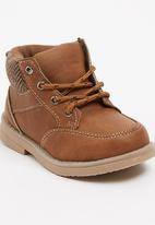 Awol - Rust  Boot Mid Brown
