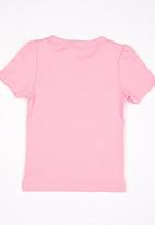POP CANDY - Girls Printed Tee Mid Pink
