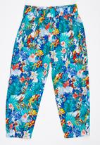 See-Saw - Slouch Pants Multi-colour
