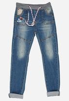 POP CANDY - Boys Skinny Jeans Blue