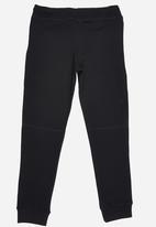 Lithe - Fleece Joggers Black