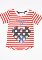 POP CANDY - Printed Tee Multi-colour