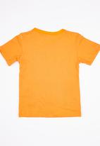 POP CANDY - Printed Tee Orange