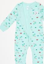POP CANDY - Girls   Romper Turquoise