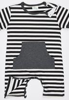 POP CANDY - Printed 2 Piece Set Black