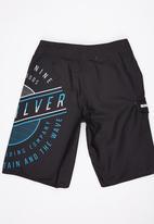 Quiksilver - Freedive Boys Boardshort Black