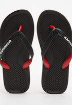 Quiksilver - Haleiwa Boys Flip Flop Black
