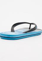 Quiksilver - Molokai Division  Flip Flop Blue