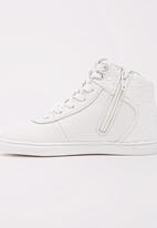 Jordan - Nicolas Sneaker White
