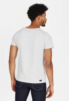 St Goliath - Prime Pocket T-Shirt Pale Grey