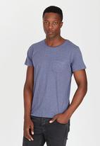 St Goliath - Prime Pocket T-Shirt Navy