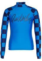Quiksilver - Hawaiian Ocean Boys Rashvest Mid Blue
