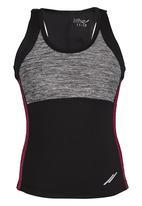 Lithe - Sports Vest Black