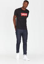 Levi's® - Graphic set in neck H215 HM - black