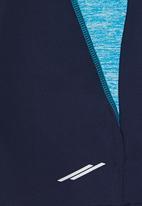 Lithe - Poly Spandex Vest Navy