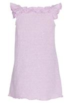 See-Saw - Night Dress Mid Purple