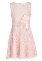 POP CANDY - Girls   Dress Mid Pink