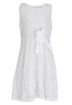 POP CANDY - Girls   Dress White
