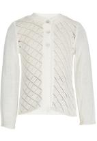 See-Saw - Knitted Cardigan Milk