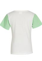 POP CANDY - Printed Tee White